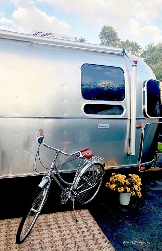 RV and Bike Photo