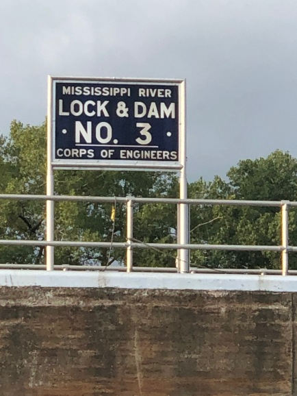 lock and dam numnber 3